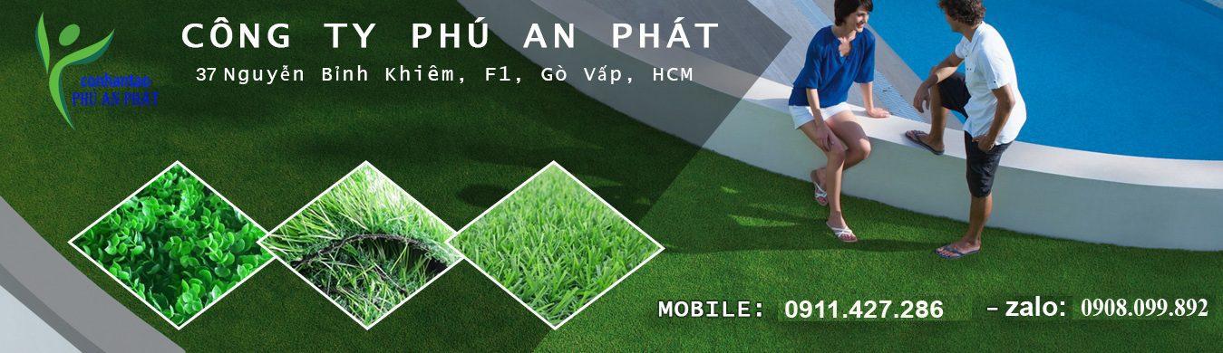 Cỏ Nhân Tạo Giá Rẻ Tại TPHCM – Phú An Phát