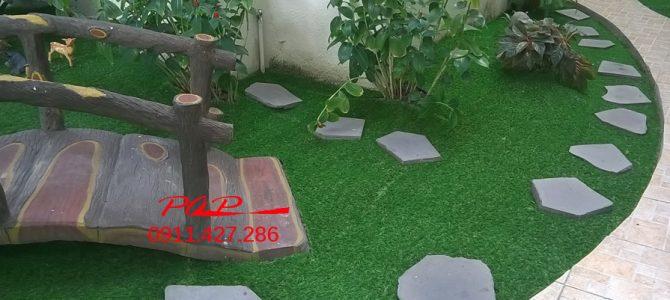 Những tháng cần trang trí cỏ nhân tạo trong năm